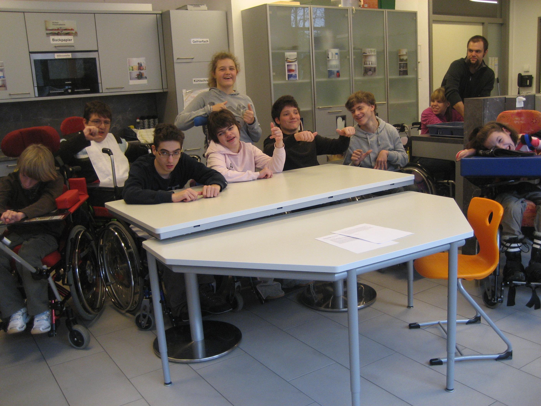 Schülercafé für Garango in der Martinsschule