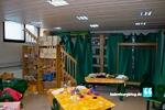 Feuerwehreinsatz im Anne-Frank-Kindergarten
