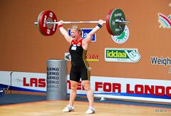 Ladenburgerin Christin Ulrich erreicht bei der EM Platz Fünf