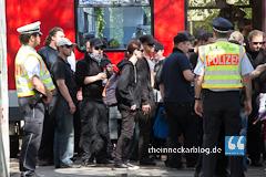 """NPD-Verbot: Verfassungsschutz sieht """"Schulterschluss"""" mit gewaltbereiten Neonazis"""