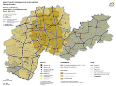Offenlage des Einheitlichen Regionalplans Rhein-Neckar 2020