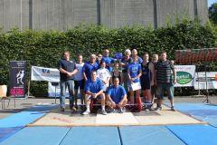 Open-Air Turnier der Ladenburger Gewichtheber