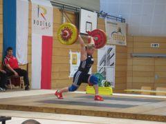 Deutsche Meisterschaften der Aktiven im Gewichtsheben