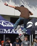 Skateboard nein, Angeln ja?