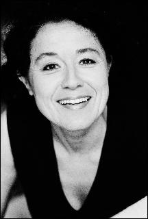 Sängerin und Schauspielerin Barbara Zechel