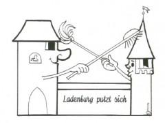 """Ladeberg kert gekehrt"""