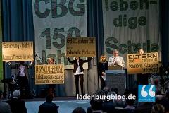 Carl-Benz-Gymnasium feiert 150-jähriges Jubiläum