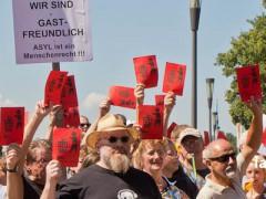 Ladenburg setzt klares Zeichen gegen rechts
