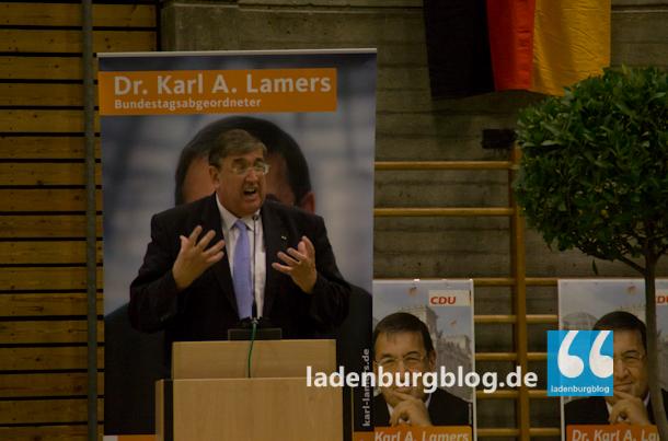 """Karl Lamers: """"Der Verbreitung von Massenvernichtungswaffen muss Einhalt geboten werden."""""""