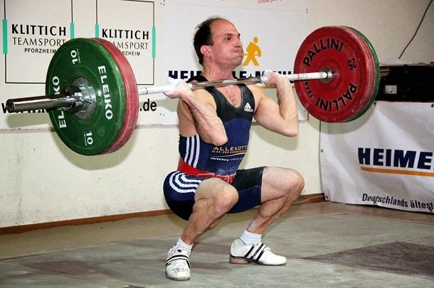rotzler Gewichtheben, ASV