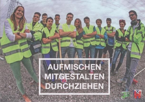 Jugendgemeinderat Ladenburg Flyer