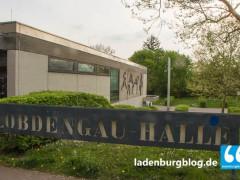 Standort für Lobdengauhallenanbau diskutiert