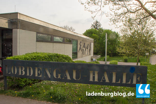 Die Lobdengauhalle soll einen Anbau bekommen. Der Gemeinderat sprach sich mehrheitlich dafür aus, dass dieser an der Südseite entstehen soll.