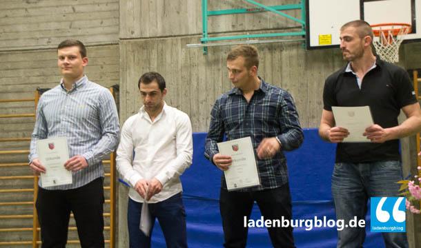 Ladenburg-Sportlerehrung 2014-Lobdengauhalle-Rainer Ziegler-Buergermeister-002-20140404-0160