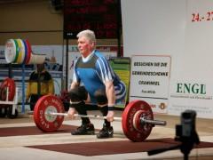 Bezirksmeisterschaften im Gewichtheben