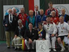 Walter Schüßler erneut Europameister im Gewichtheben