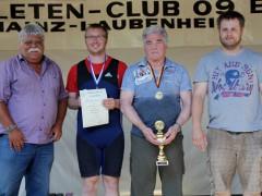 Süddeutsche Meisterschaften erfolgreich ausgerichtet