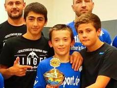 Fünf Turniersieger bei den Jugendringern
