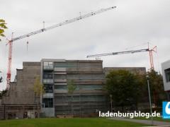 Sanierung des Carl-Benz-Gymnasiums geht voran