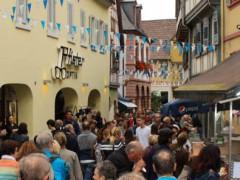 Das 41. Altstadtfest ist vorüber