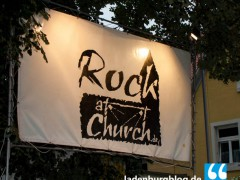 Rock at Church ist einfach geil