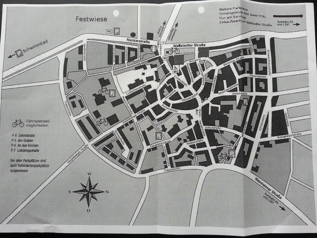 parkplatz altstadtfest